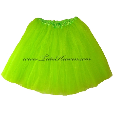 Home > BALLET TUTUS > Adult Xtra Plus > Adult Xtra Plus Size Lime Tutu