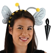 Bumble Bee Headband Wings and Stinger