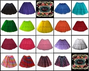 Adult X Small Assorted Color Tutus