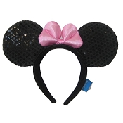 Minnie Mouse Pink Ears