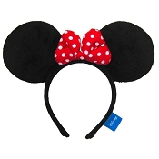 Minnie Mouse Red Ears