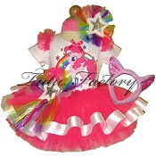 Pinkie Pie Tutu Set with Ears