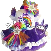 Twilight Sparkle Tutu Set with Ears