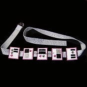 TROOPER Belt Pink