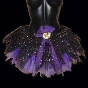 URSULA  Shredded Tutu SHORT