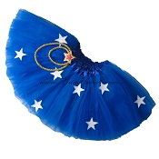 Short WONDER WOMEN Tutu