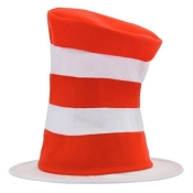 DR.SEUSS Cat in the Hat Kids Top Hat