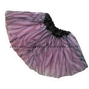 Girls Zebra Light Pink Tutu