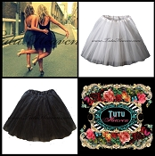 Adult New Years Eve Tutus XSmall to XXXLarge