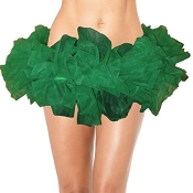 Teen Kelly Green Tutu Made in the USA