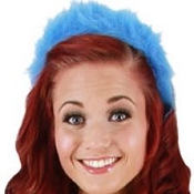DR.SEUSS Thing1 Thing 2 Headband
