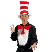 DR.SEUSS Cat in the Hat Adult Tux Kit