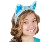 Rainbow Dash Headband with Ears