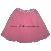 LONG Light Pink Tutu