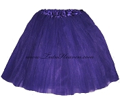 LONG Purple Tutu