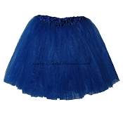 LONG Royal Blue Tutu