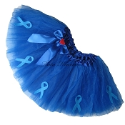 ROYAL BLUE Awareness Tutu SHORT
