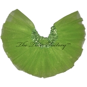 Lime Toddler Tutus