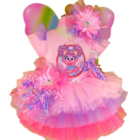 Quick View  sc 1 st  TuTu Heaven & Abby Cadabby Birthday Tutu Set | TuTu Heaven