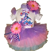 Eeyore Birthday Tutu Set