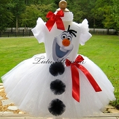 Frozen Olaf Tutu Set