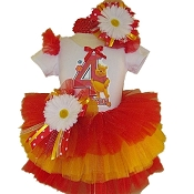 Pooh Birthday Tutu Set