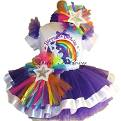 Twilight Sparkle Tutu Set
