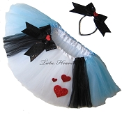 SHORT Alice Tutu . INFANT to 6X