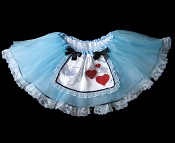 SHORT Alice Tutu and Apron