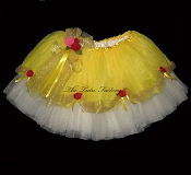 Long YELLOW BELL Tutu