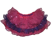 Hot Pink & Purple Tiered Tutu