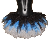 Shredded CAT Tutu LONG
