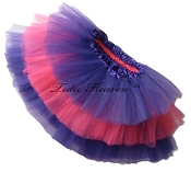 SHORT Tiered Cat Tutu