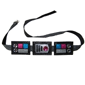 DARK STAR Belt Neon Pink