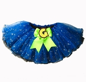 SHORT Blue GOOFY Tutu