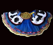 Short TOY COWGIRL Tutu