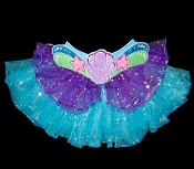 Short MERMAID Tutu & Belt