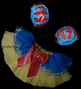 Short SNOW WHITE Tutu