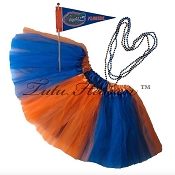 Girls Plus Size Team Spirit Tutu Set FLORIDA