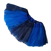 Girls to Plus Size Team Spirit Tutu NAVY ROYAL BLUE