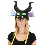 DISNEY Maleficent Dragon Hoodie Hat