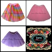 Adult Easter Tutus XSmall to XXXLarge