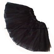 Girls Black Tutu