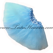 Girls to Plus Size Light Blue Tutu