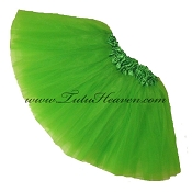 Girls Lime Tutu