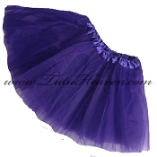 Girls to Plus Size Purple Tutu