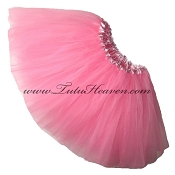 Girls Light Pink Tutu