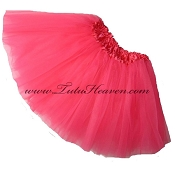 Girls to Plus Size Neon Pink Tutu
