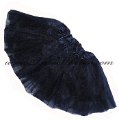 Girls to Plus Size Navy Tutu