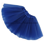 Girls to Plus Size Royal Blue Tutu